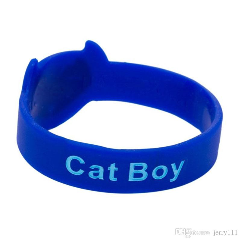 PJ Characters Catboy Owlette Gekko Cloak Masks Action Figure Toys Silica gel Wristband Children Gifts PJ MASKS Bracelet LC846