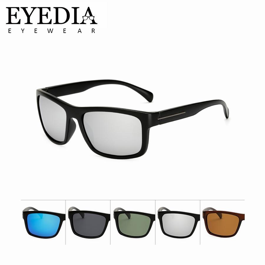 c440fc1ef9837 Classic Polarized Sunglasses Men Glasses Driving Coating Black Frame  Fishing Driving Eyewear Male Sun Glasses Oculos L1824KP Dragon Sunglasses  Vintage ...