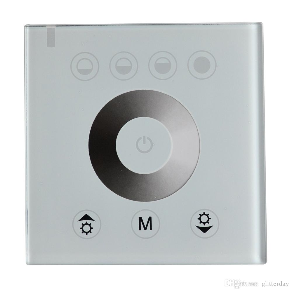 12V-24V led strip touch dimmer controller lighting touch switch, wall  touching switch