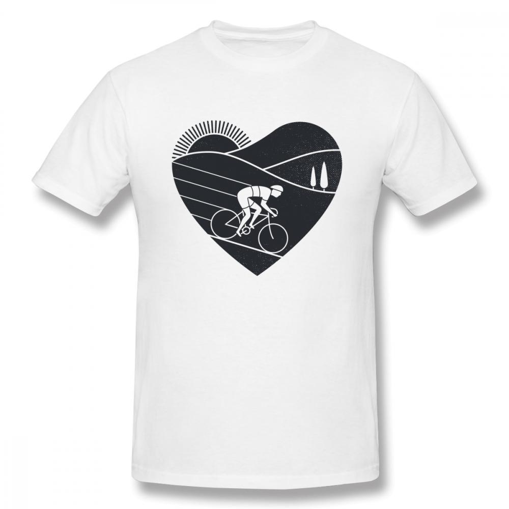 Male Love Cycling Tee Shirt 3d Print T Shirt Bike T Shirt Plus Szie