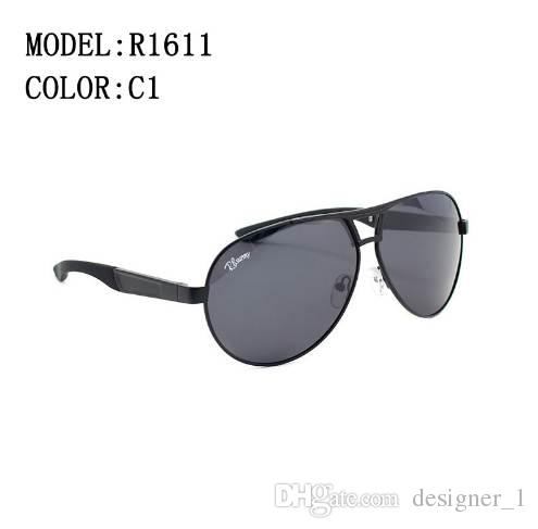 6f116dac0f70 Fashion Brands Polarized Sunglasses Men Business Classic High Quality  Sunglasses Block Driving Glare UV400 Goggle R.Bsunny R1611 Sunglasses  Online ...