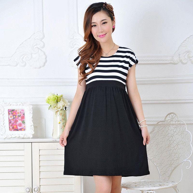 74e98bdfb Compre Vestidos Largos De Maternidad Para Mujeres Embarazo Vestido De  Lactancia Para Mujeres Embarazadas Ropa Para Mujeres Ropa Para El Hogar  Madre   XL ...