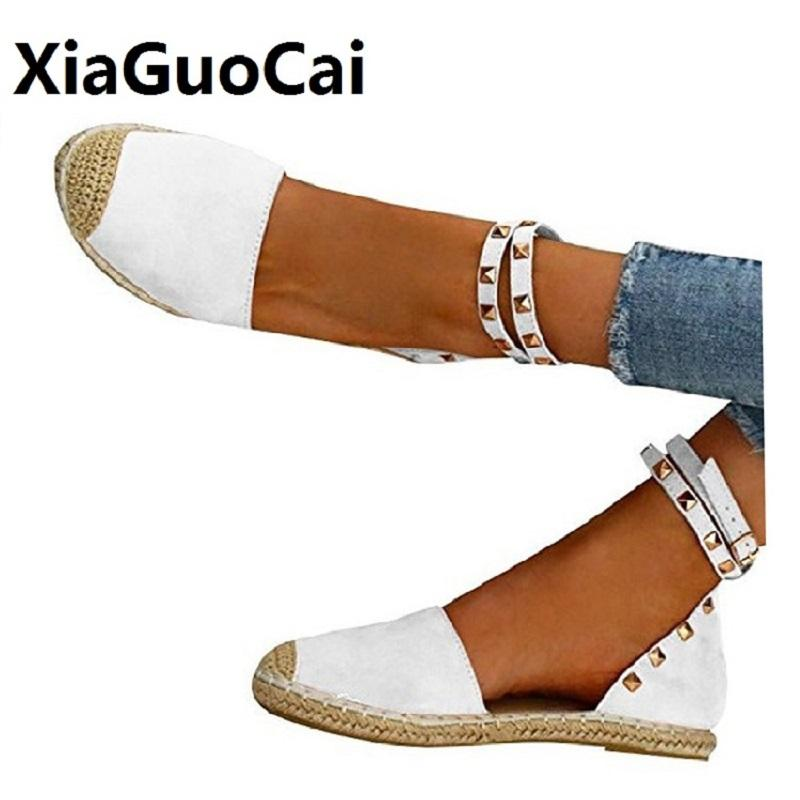 69029cf14c64 Women Sandals Fashion Peep Toe Summer Shoes Woman Faux Suede Flat Sandals  Size 35 43 Casual Shoes Woman Sandals Zapatos Mujer Knee High Gladiator  Sandals ...
