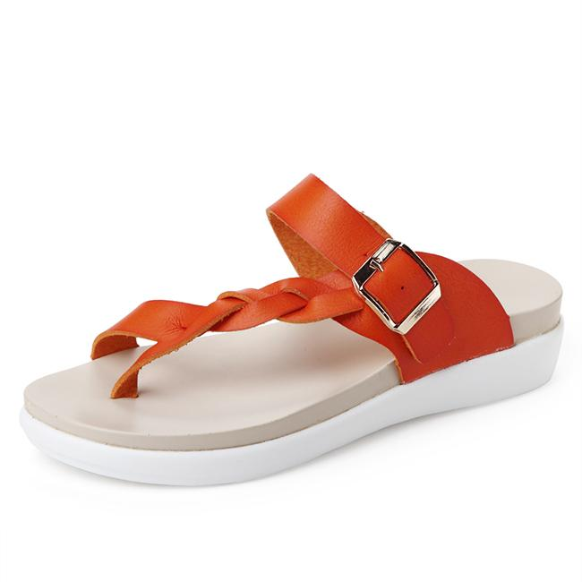 7468a01c33bc96 Bigsweety Women S Slip Slops Sides Woman Slippers Bohemian Summer Sandals  Clip Toe Beach Slides Female Flat Sandals Flat Shoes Ballet Slippers Boots  On Sale ...