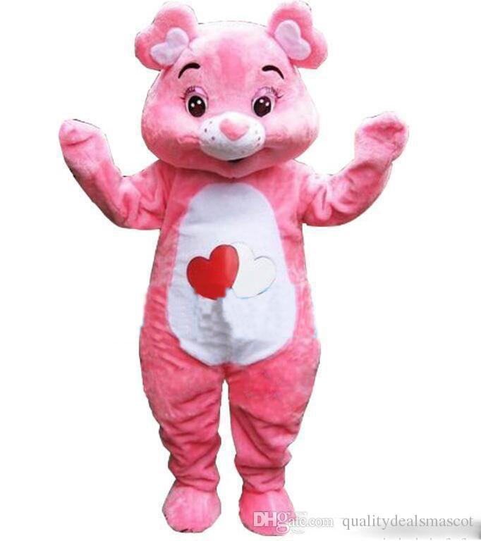 Discount Factory Sale Care Bear Mascot Costume Custom Fancy Costume