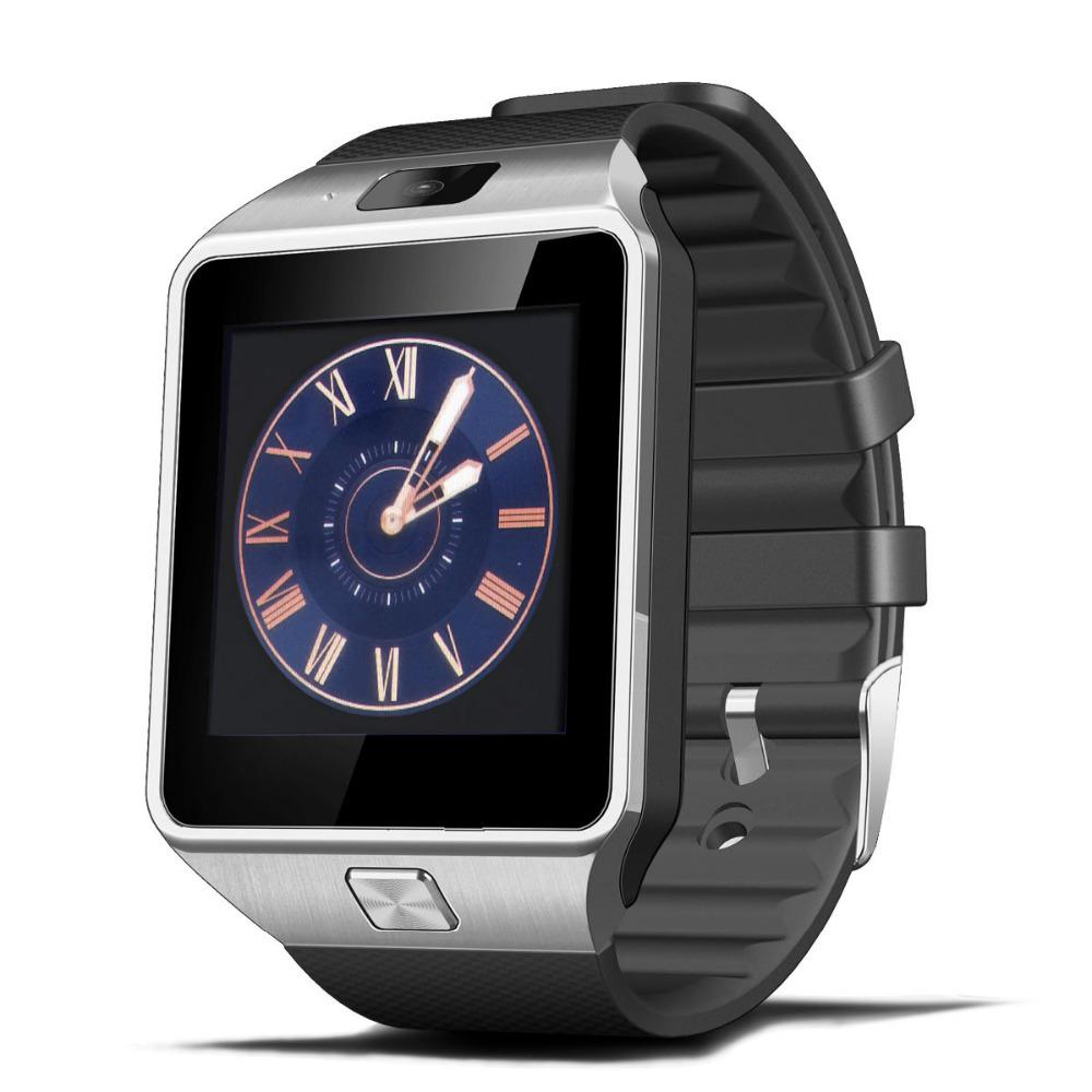 ... DZ09 Smart Watch Для Мужчин Поддержка SIM Карты Карточка Камеры  Электроника Наручные Часы Подключите Android Смартфон PK U8 Smartwatch  Умные Часы Купить ... 570f74ea67f7b