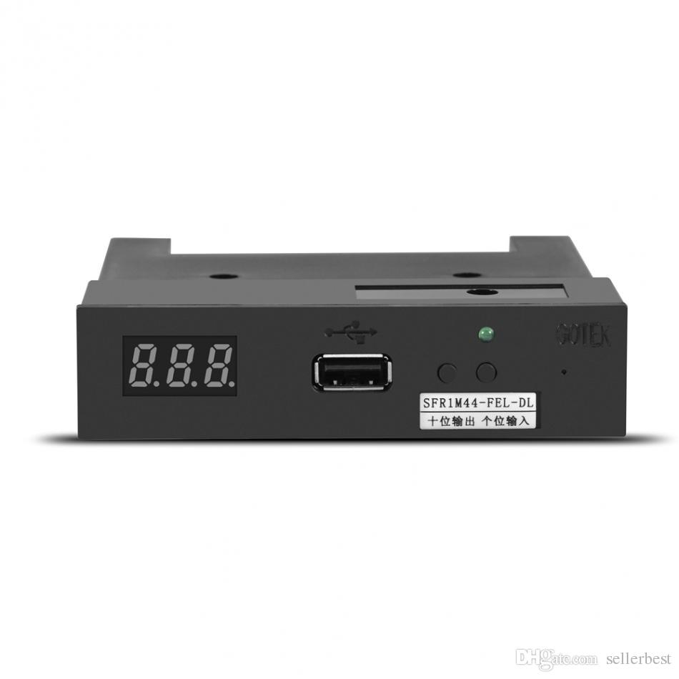 SFR1M44-FEL-DL 3.5inch 1.44MB USB SSD Floppy Drive Emulator for Musical Keyboard