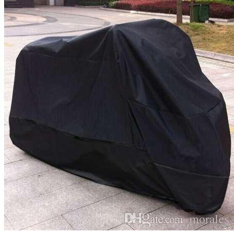 XL Black Waterproof Motorcycle Cover Fit Suzuki GSXR 600 750 1000 Katana GSX 600
