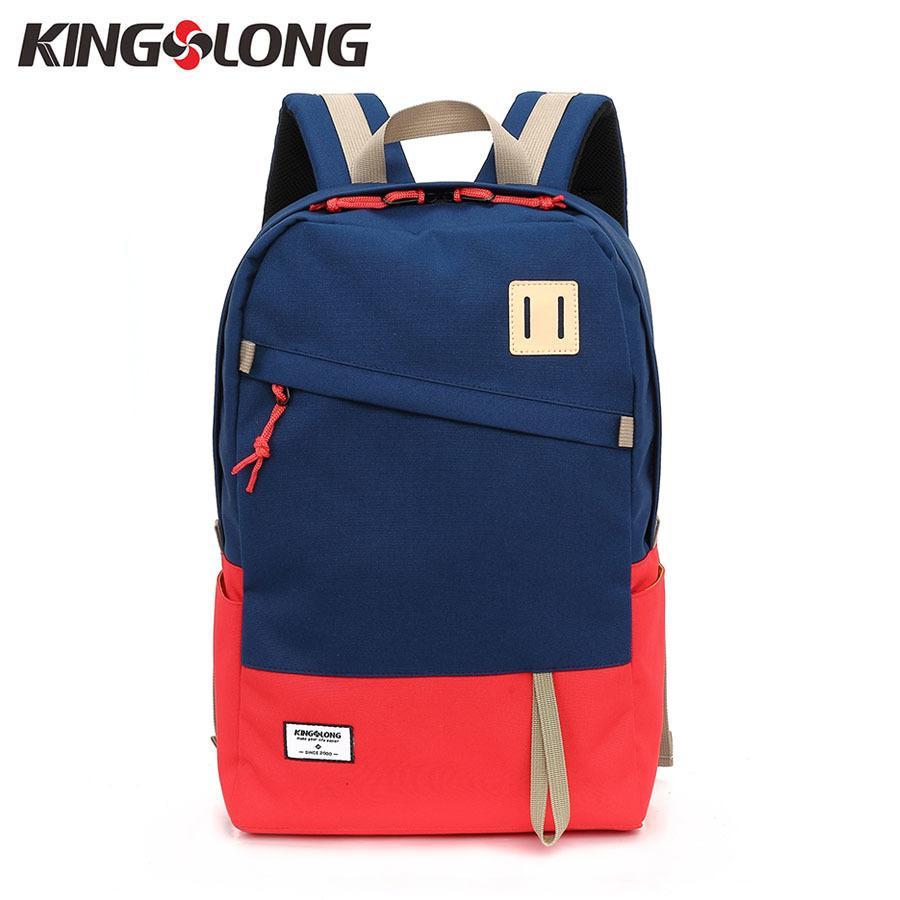 KINGSLONG Women Backpack Waterproof Bags 15.6 Inch Laptop Backpack Rucksack  Daypacks Unisex School Bag For Teenagers KLB1340R 4 Y1890401 Camo Backpack  ... 02a3081cf8be2
