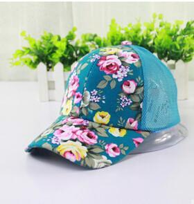 30eaaa50912 Korean Style Woman Summer Casual Baseball Cap Adult Print Sun Cap  Adjustable Rose Flower Mens Hats Baseball Cap From Fashionkiss