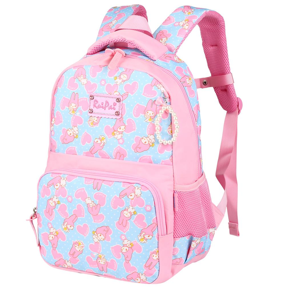 f8b43bcccf94 Vbiger Girls School Backpack Adorable Student Shoulders Bag Fashionable  Printing School Bag Casual Daypack For Primary Students Girls Bags Wheeled  Backpack ...