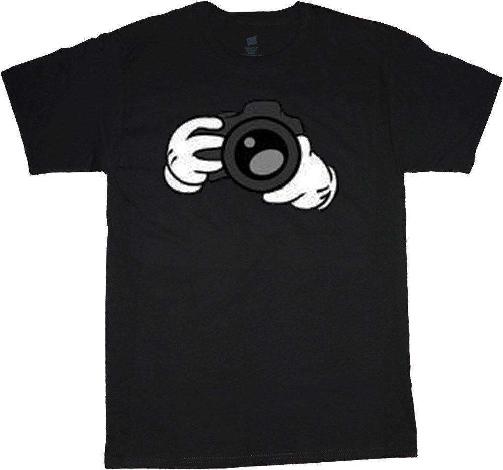 Fotógrafo Compre Para Camiseta Fotográfica Hombre Diseño Cámara qxvFZ4