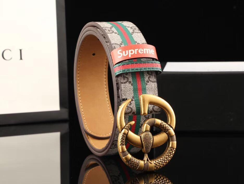 46e866a5b440 Compre 2018 Famosos Cinturones De Diseño De Marca De Lujo Caballeros 100% Correas  De Cuero Moda De Lujo Hombres Y Mujeres Regalo Del Partido De La Correa A  ...