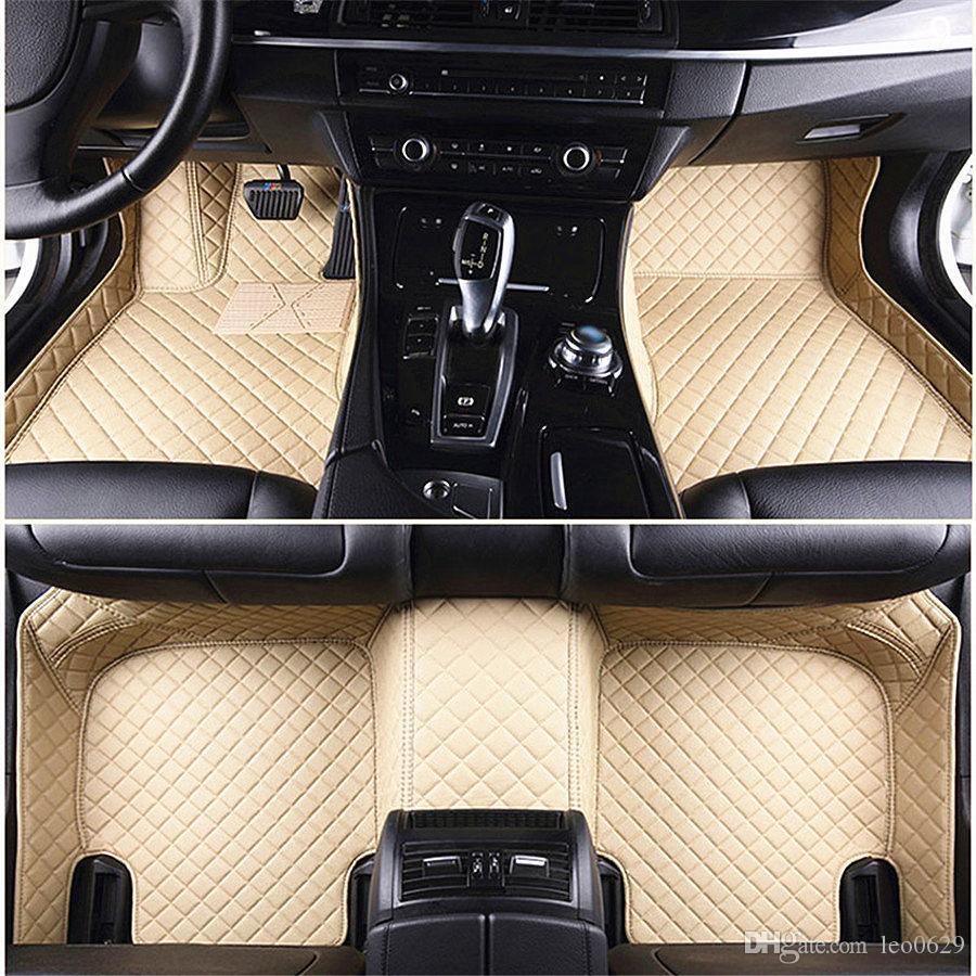 Floor Mats For Car >> 2019 5d Luxury Custom Car Floor Mats For Honda Accord 2008 2010 2014