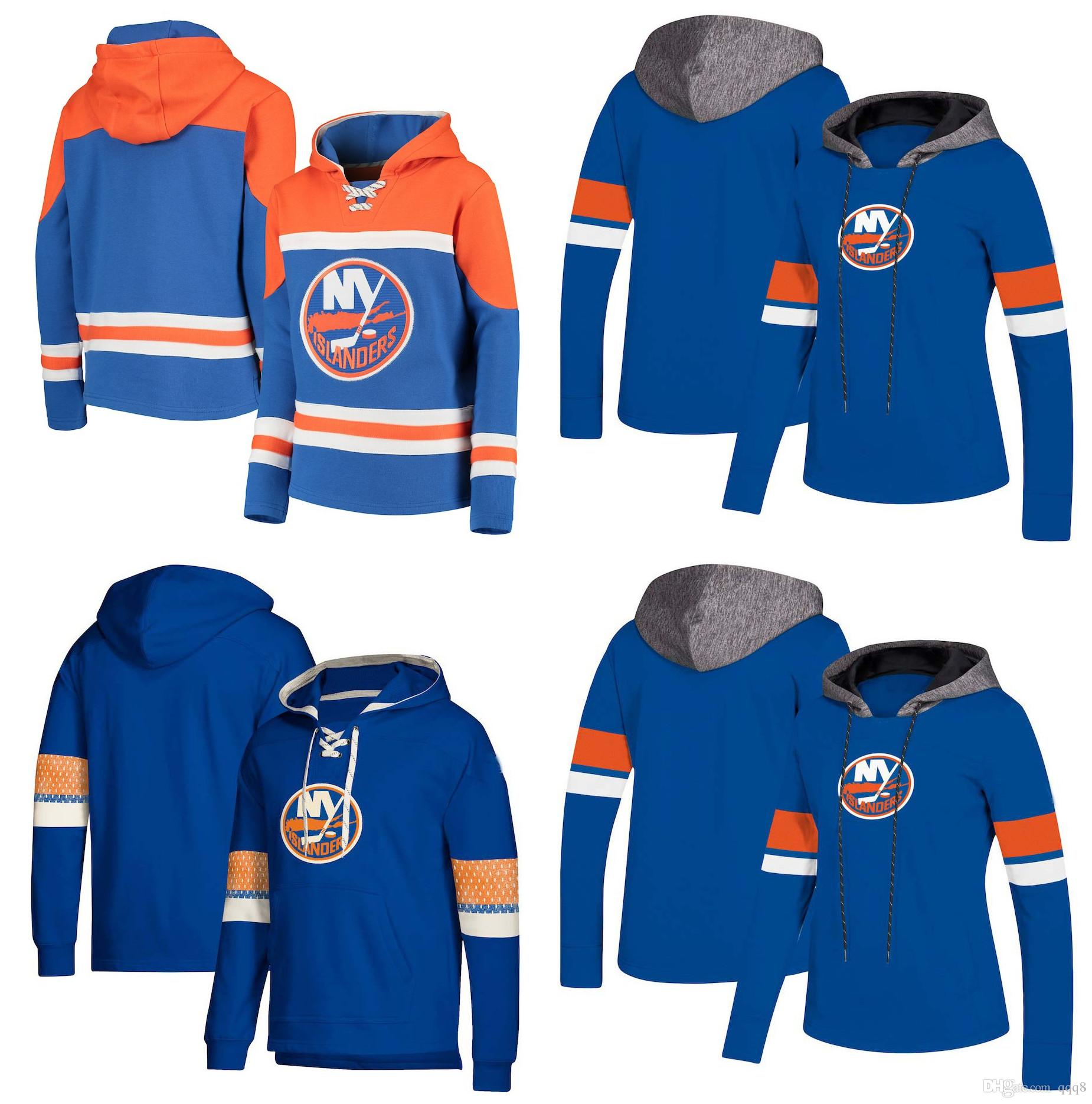 2019 New York Islanders Hoodie Jersey Mathew Barzal Boychuk Anders Lee Nick  Leddy Ryan Pulock Clutterbuck Bailey Nelson Ladd Hockey Pullover From Qqq8 7521a82b0e24