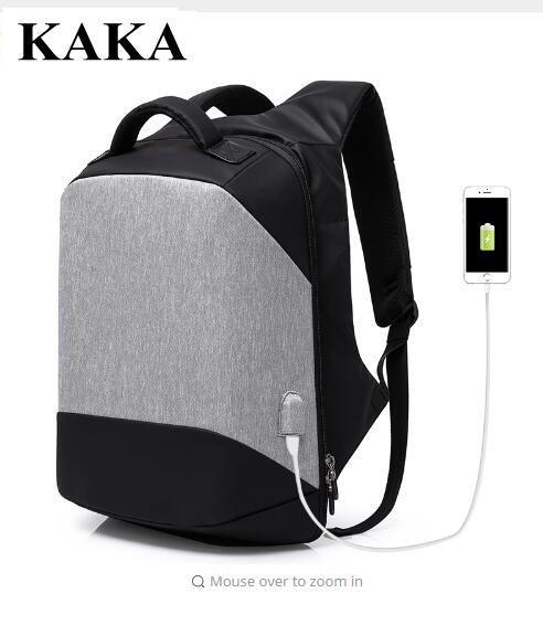 5321ad6f859d KAKA Men Backpack Luxury Brand Rucksack Travel Backpack Men 15.6 Laptop  School Shoulder Bag Notebook Travel Back Bag Best Backpack Designer  Backpacks From ...