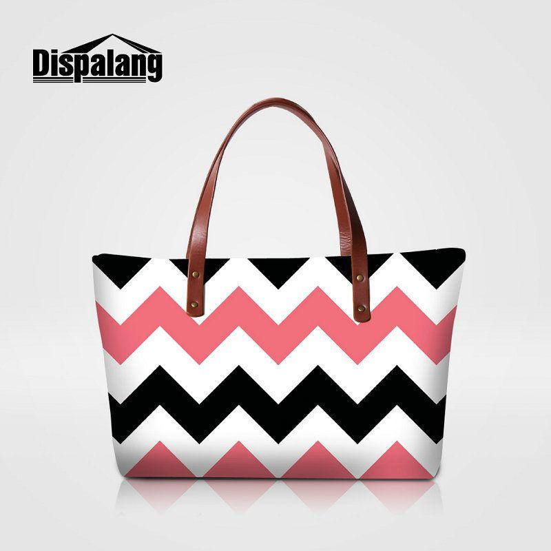 Neoprene Women Shoulder Bags 3D Printing Striped Lady Wedding Tote Bag  Designer Bolsas Feminina Girl Luxury Handbags Beach Bag Drop Shipping Hobo  Handbags ... d2428f7e0c79e
