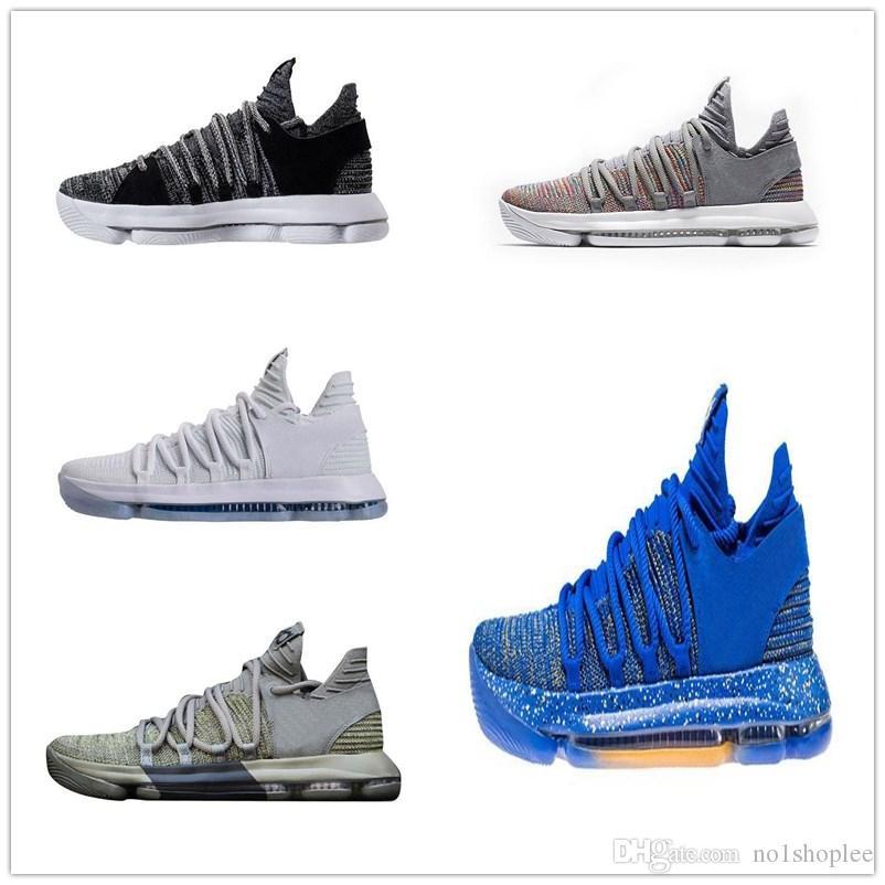 scarpe kd 10 uomo marroni