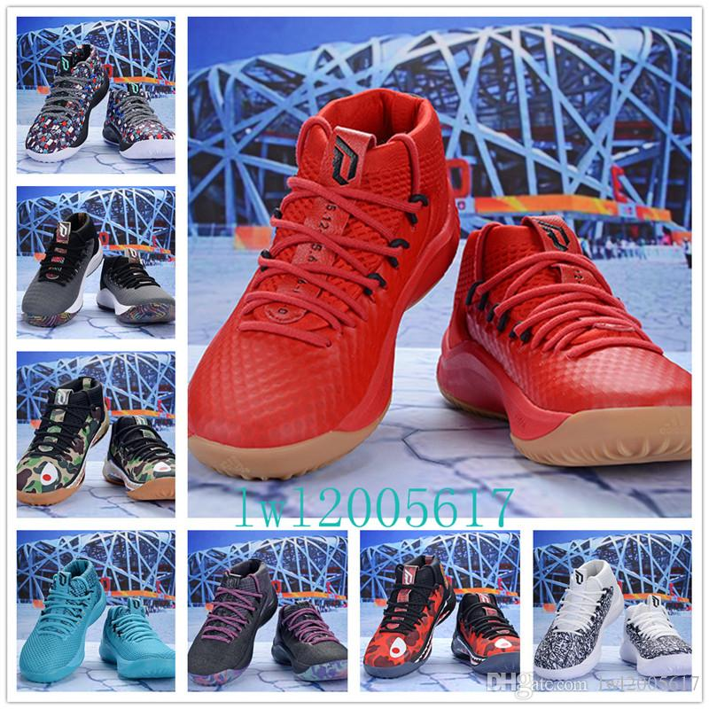 Compre damian lillard shark men basketball shoes dame camo jpg 800x800 Shark  basketball shoes 696cfce19