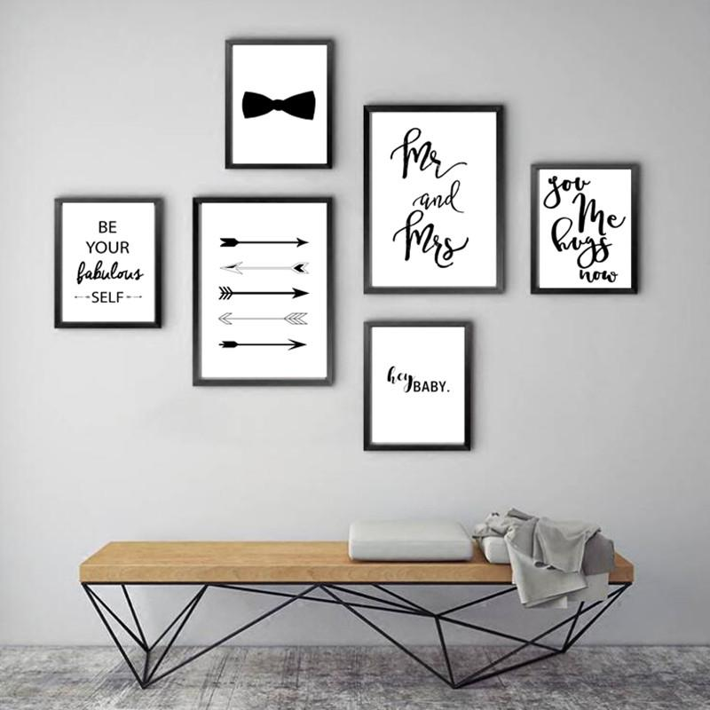 Excellent Heycuadro Quotes Canvas Art Print Poster Painting Wall Pictures For Home Decoration Wash Hands Bathroom Wall Decoration Hc18408 Home Interior And Landscaping Ponolsignezvosmurscom