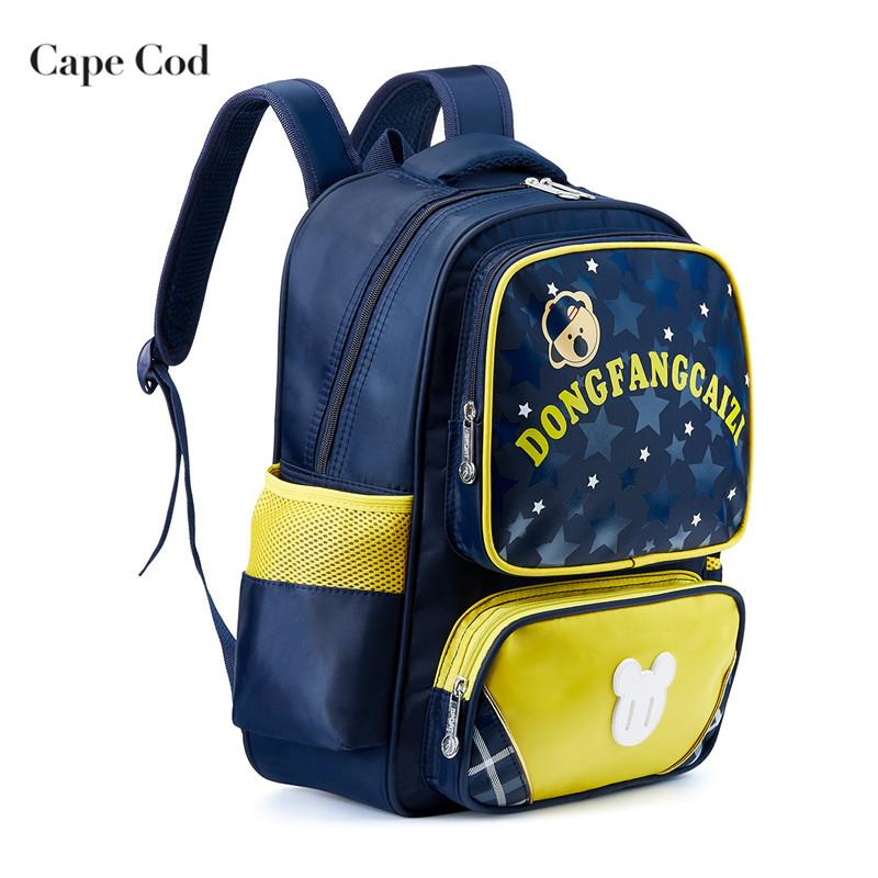 51177d3ef0d6 Children Water Resistant Boys Girl Gifts Primary School Backpack Large  Capacity Zipper Cute Students Schoolbag Book Daypacks Toddler Backpacks  Mens ...