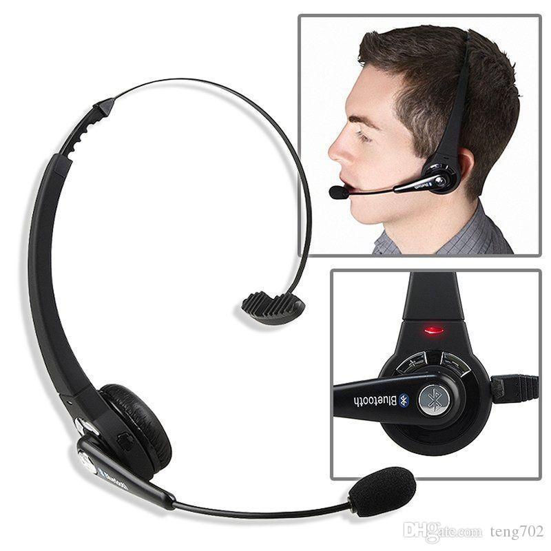 Casque Bluetooth Oreillette Bluetooth Pour