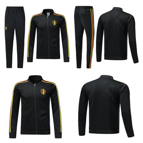 30505d01a 2018 World Cup Belgium Footba Jerseys Track Suit LUKAKU FELLAINI E ...
