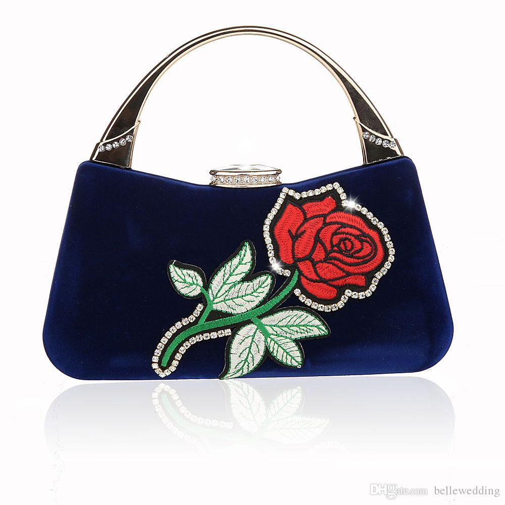 Women s Evening Bags Hight Quality Velvet