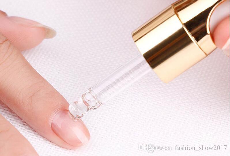 Nuevo Aceite de cutícula Tratamiento de uñas Flor seca Nutrición natural Líquido blando Agente Uñas Protección de borde Cuidado Cuerpo Regalo de salud