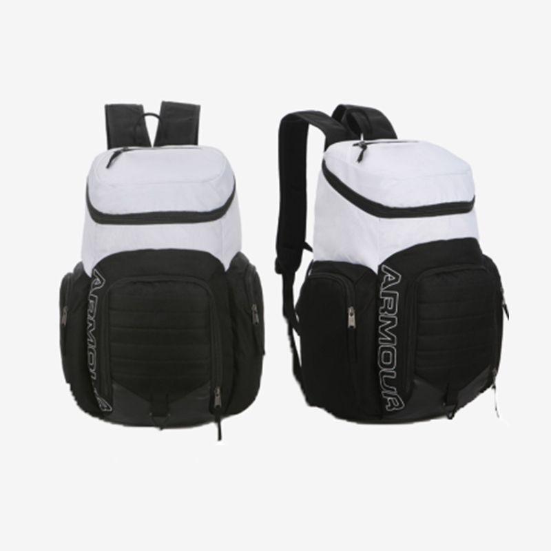 68bebb3f6c53 New UA Backpack Casual Hiking Camping Backpacks Waterproof Travel ...