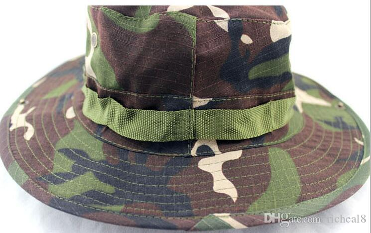 Tactical Mandrake Boonie Hat Kryptek Pattern US Rip-stop Cap Hat for Camping Hiking Hunting Rattlesnake Combat Airsoft