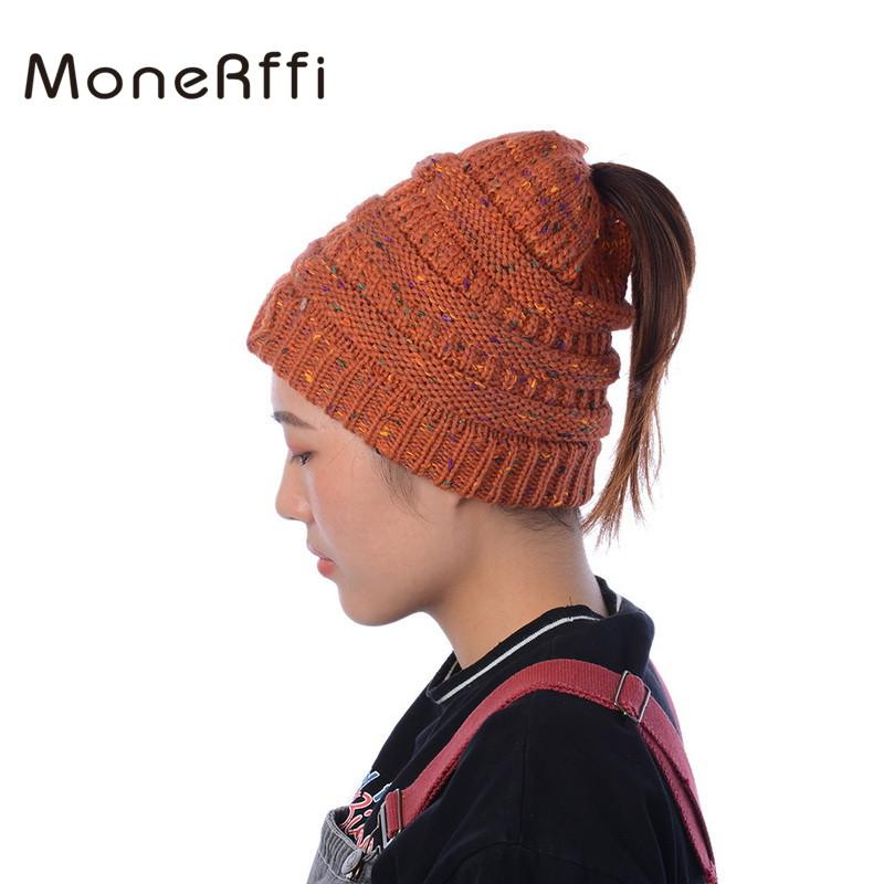 2019 Adisputent Trendy Warm Chunky Soft Marled Cable Knit Confetti Knit  Beanie Thick Soft Warm Winter Hat Unisex Bonnet Hat 2018 From Brandun 2c2d49ee9c2