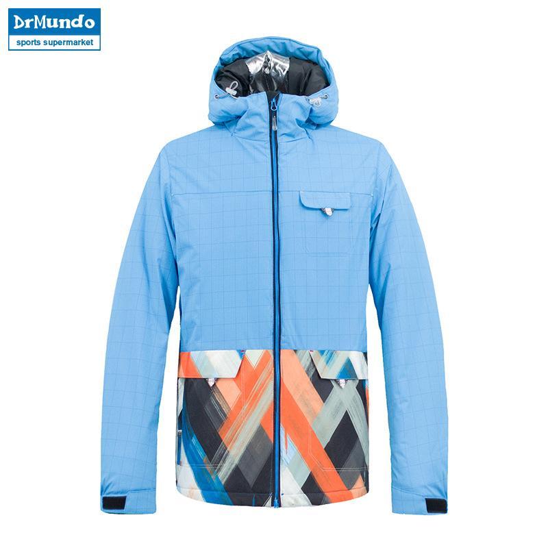 7e8572609b1 2018 New Brand Ski Jacket Men Waterproof Warm Winter Snow Jackets ...