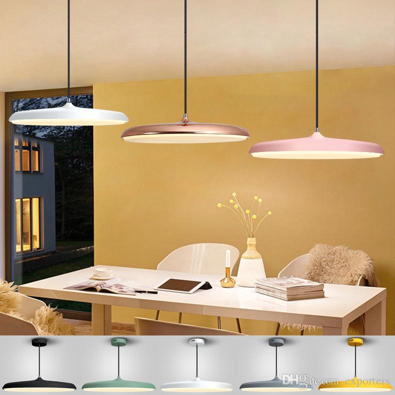 Großhandel Led Moderne Lampe Dänemark Mini Pendelleuchte ...