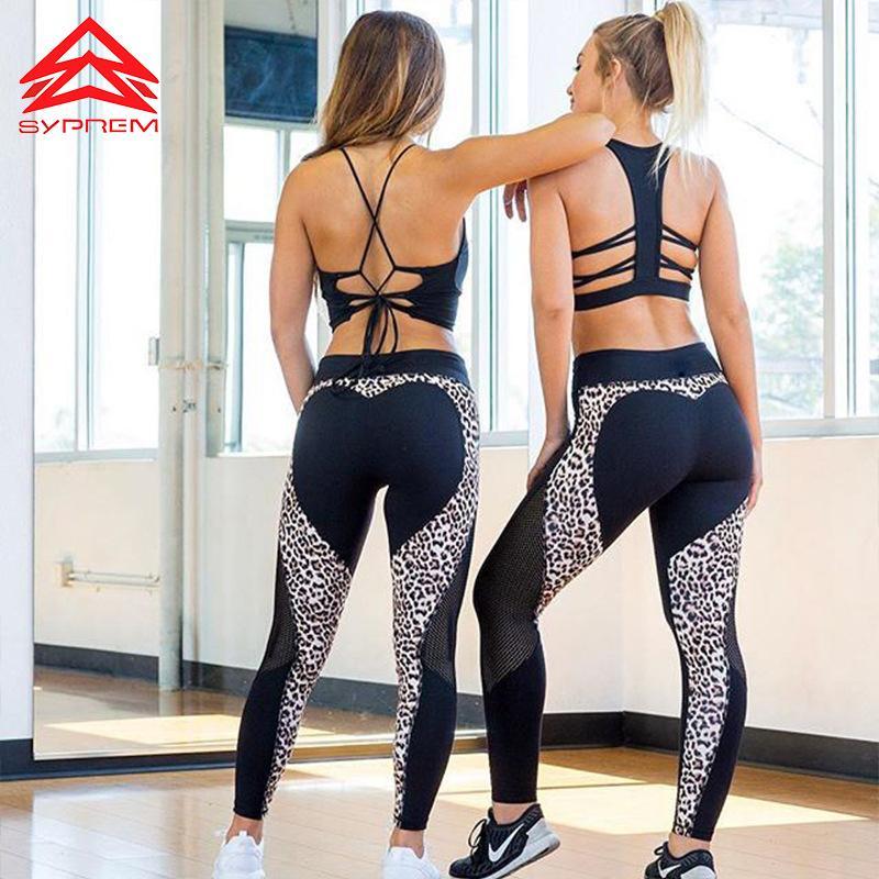 Yoga pants booty