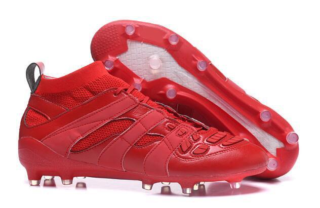 Cheap Predator Accelerator DB David Beckham Capsule FG Soccer Cleats Mens High Quality Football Boots Size 39-45