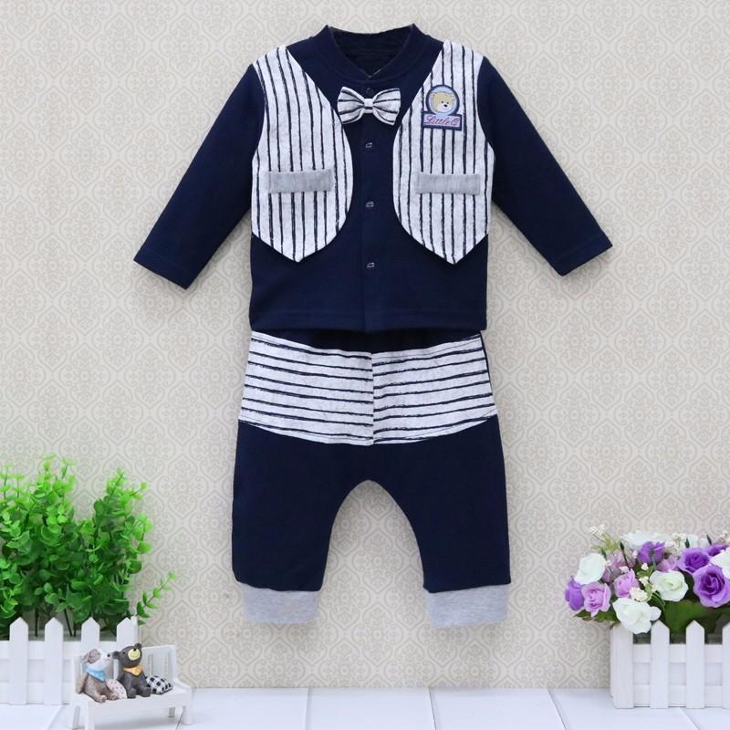 cc79ae50c 2018 New Arrival Pure Cotton Soft Little Q Cute Formal Style Baby ...
