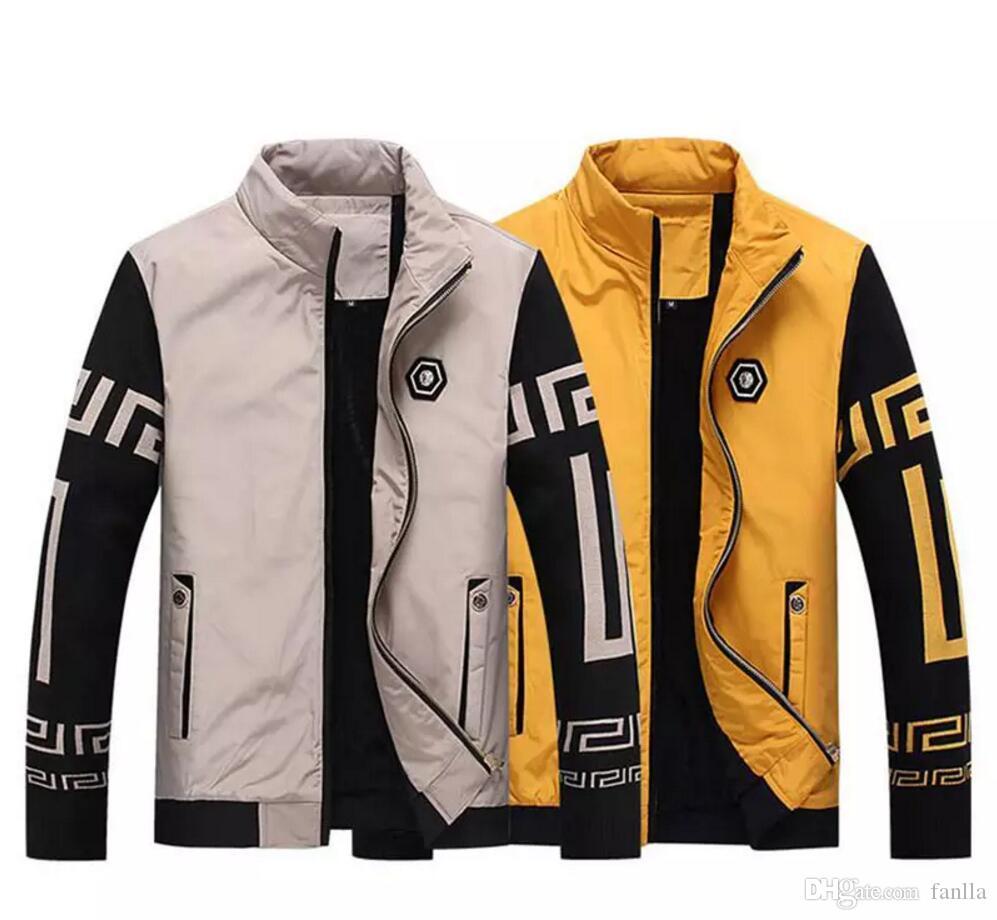New Sale Men s Winter Jacket Men Outerwear Jacket Wrinkled Cotton ... 247e6775e