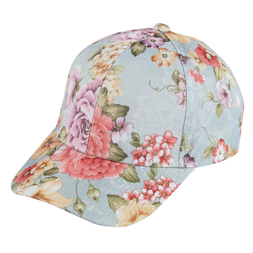 FOXMOTHER 2018 New Fashion Floral Baseball Caps Flower Gorras Casquette Baseball  Hats Casquette Femme Women Sun Caps Caps Hats Fitted Cap From Melontwo 0bbf6f9ebb4