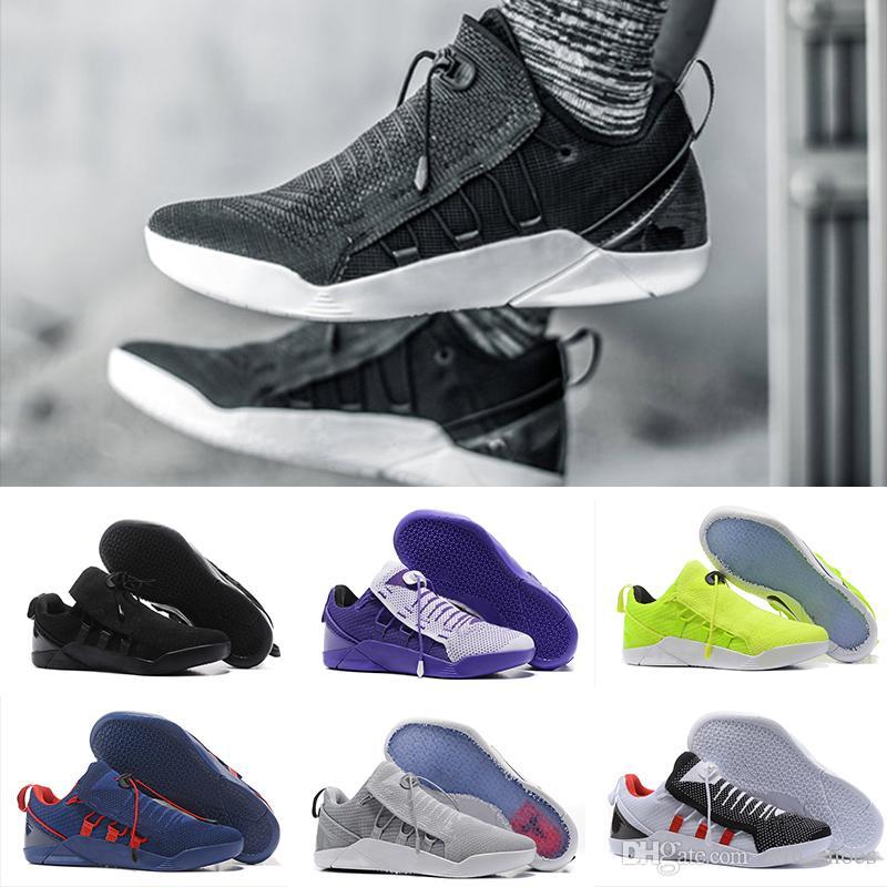 sale retailer 957c7 eaa30 Acheter Nike KOBE AD NXT 12 Chaussure De Basket Ball De Vente Chaude 2018  Kobe 12 A.D EP Pour Hommes Pour Les Hommes De 94.65 Du Zrmshoes   DHgate.Com