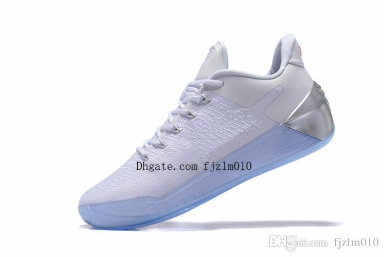 pretty nice b9627 81f4c Acquista 2017 New Kobe XII 12 Scarpe Casual Da Uomo Kobe AD A.D Vendita  Online Di Qualità Superiore KB 12s 12 .A.D Sports Training Sneaker A  48.8  Dal ...