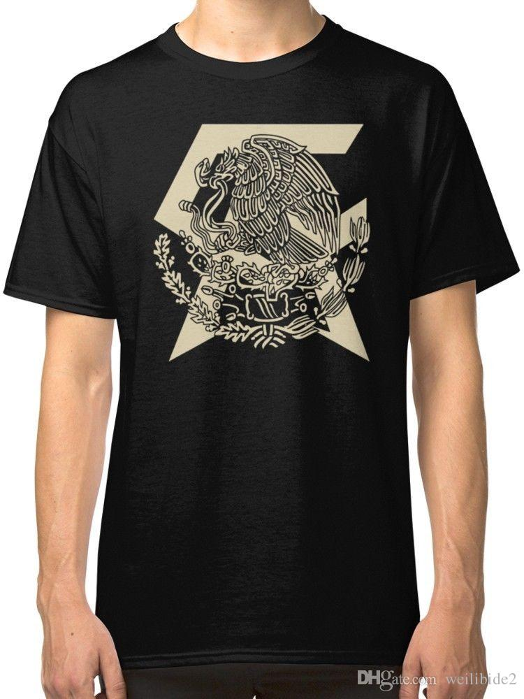 Canelo Alvarez Boxing Logo Mens Clothing T Shirts Tees Male