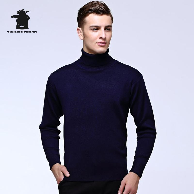 2019 New Men S Turtleneck Wool Sweater Fashion Pure Color Pullover Sweater  High Quality Cowl Neck Men 7 Colours C3E15728 From Sikaku 6a8b9d821