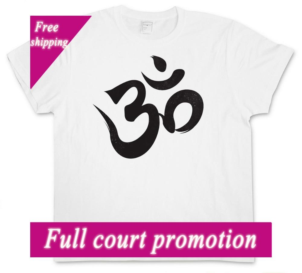 Best T Shirts Om Sign Logo T Shirt India Shiva Buddha Govinda