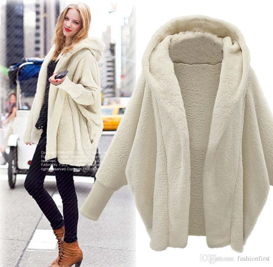 hot sale online 9259e 003f7 Cappotto di pelliccia di Faux lungo di Faux delle donne poco costose del  prezzo poco costoso del rivestimento Outwear più i cappotti di inverno  della ...