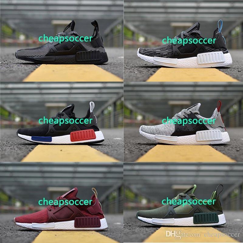 faaa7efeaff3d Wholesale Cheap XR1 PK Men Women Casual Shoes Sneaker Primeknit OG PK Zebra  Blue Shadow Noise Duck Camo Core Black Fall Olive Men Shoes Casual Shoes ...