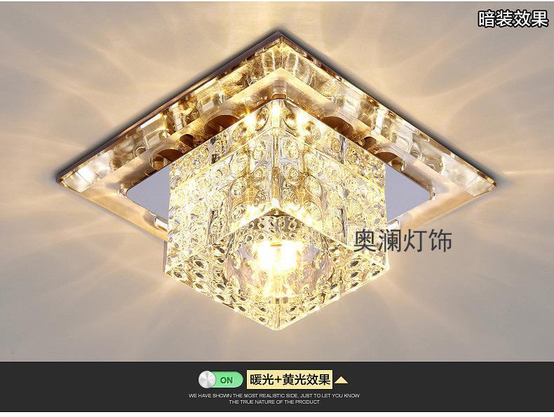 Moderne Lampen 93 : Großhandel moderne kristall deckenleuchte square k kristall lampe