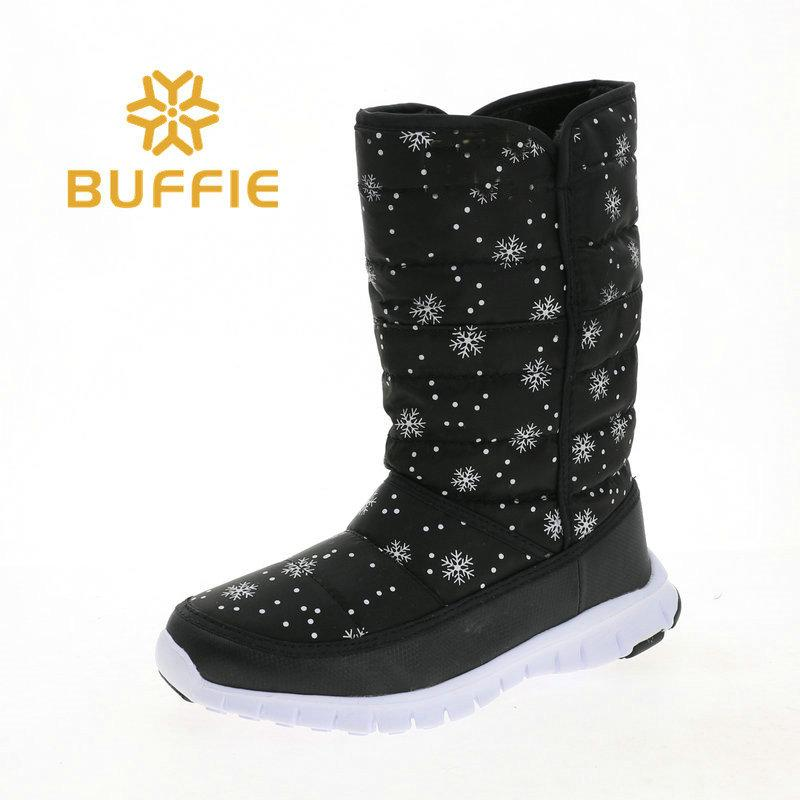 Black printing high boots light weigh for autumn or early winter for 1 below degree sample selling only four pairs sample sell