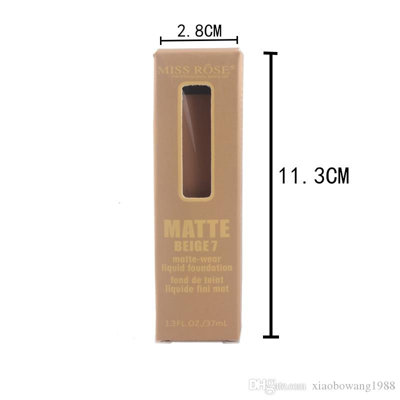 Hot Makeup Miss Rose Liquid Foundation konfrontiert Concealer Highlighter Makeup Messe / Licht Kontur Concealer Base Makeup
