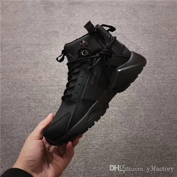 Epacket Herbst Winter hoch Huarache Laufschuhe für Männer Turnschuhe Mann halten warme Schuhe Bounce weichen Sneaker Y3factory Shop EUR 40-45